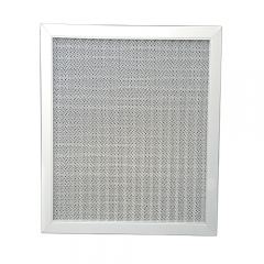 Photocatalyst filter(Aluminum rhombic mesh)